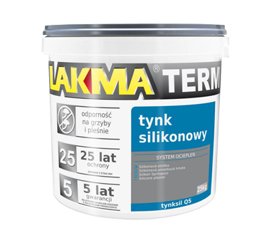 TYNKSIL QS - thin coat silicone plaster